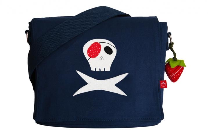 Kindergartentasche pirat kindergartentaschen taschen for Piraten accessoires kinderzimmer