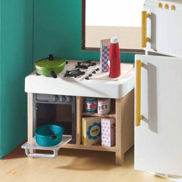 Puppenhaus kuche modern - Puppenhausmobel selber bauen ...